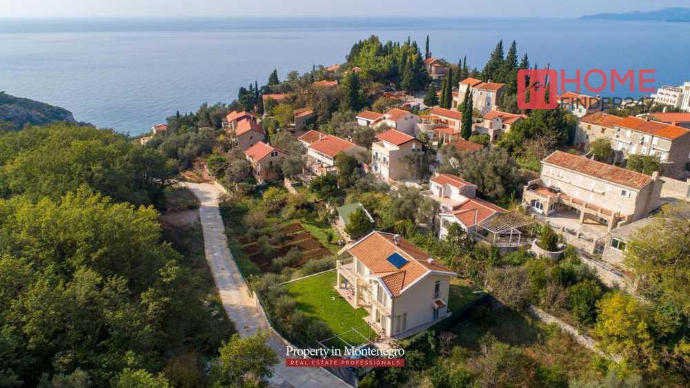 Croatia Property, Real Estate Villa Rezevici Montenegro