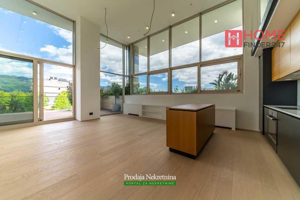Croatia Property, Real Estate Apartment Budva City Montenegro