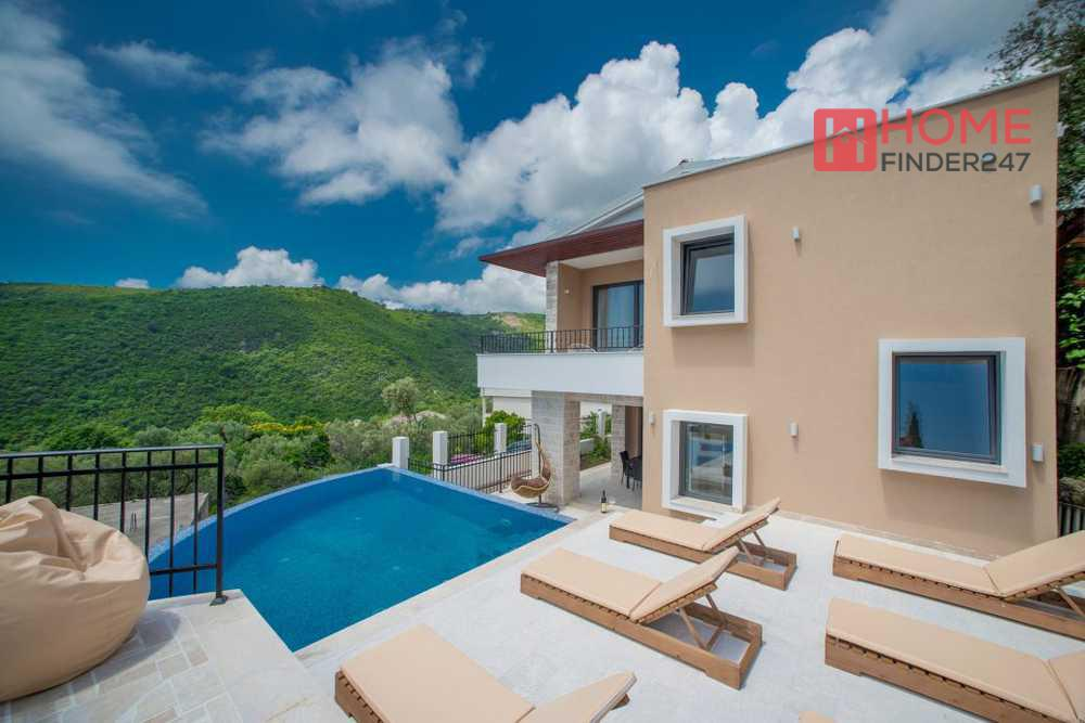 Croatia Property, Real Estate Villa Budva City Montenegro