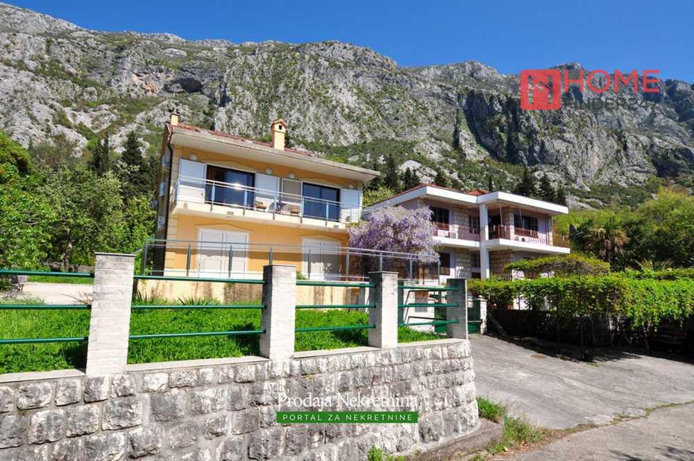 Croatia Property, Real Estate Villa Dobrota Montenegro
