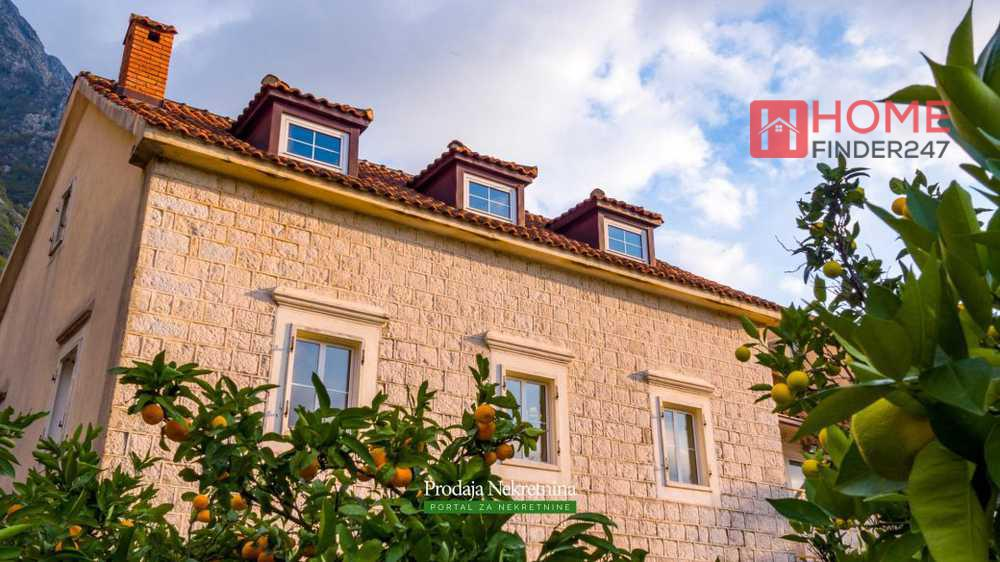 Croatia Property, Real Estate Villa Kotor City Montenegro