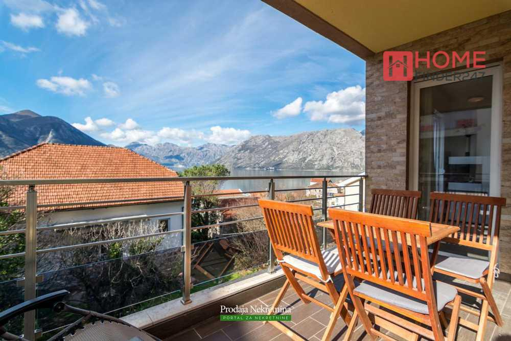 Croatia Property, Real Estate Apartment Dobrota Montenegro