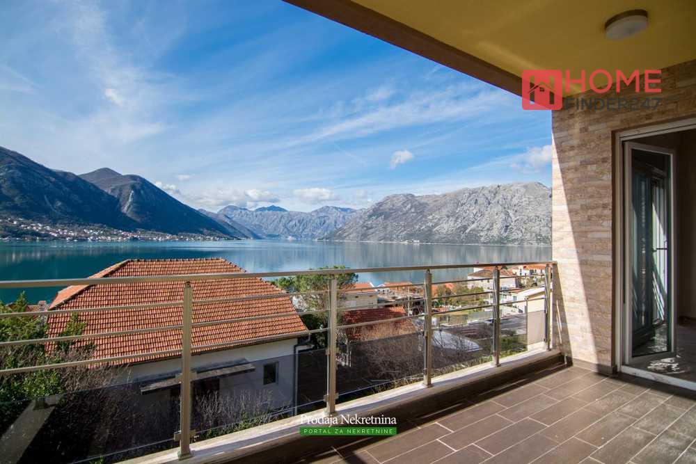 Croatia Property, Real Estate Apartment Dobrota Montenegro