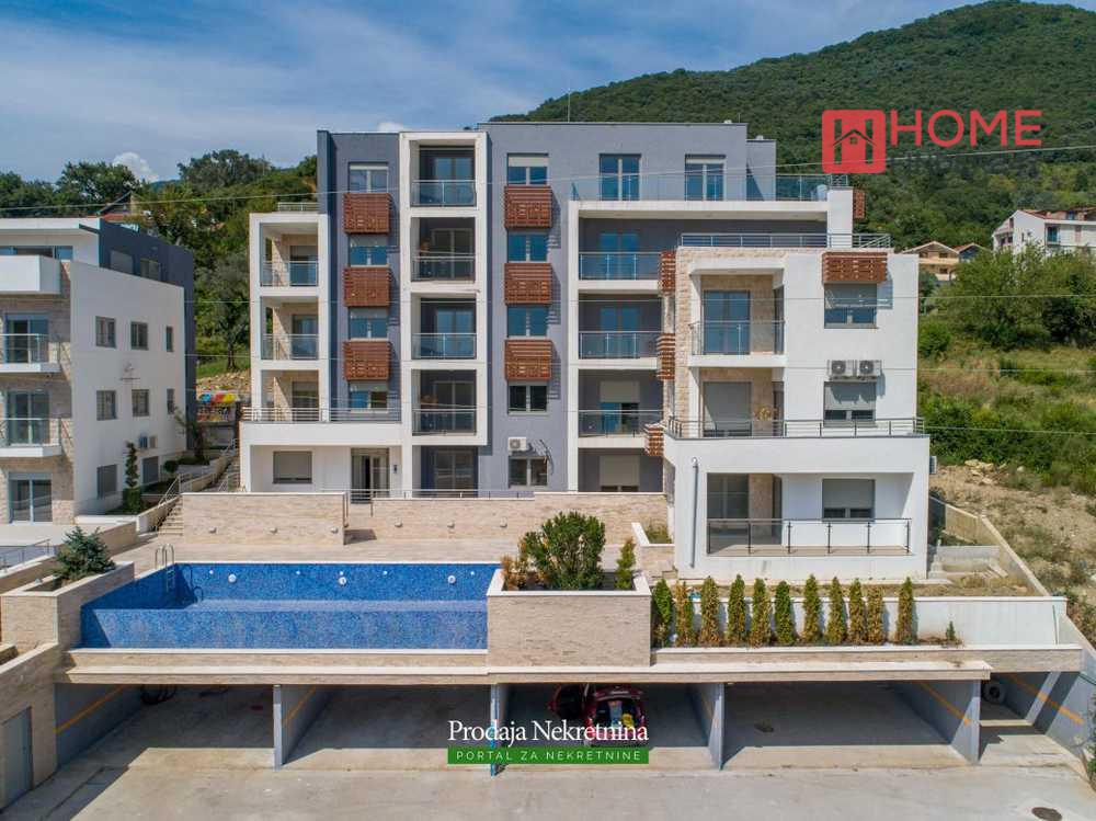 Croatia Property, Real Estate Apartment Tivat City Montenegro