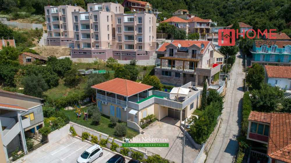 Croatia Property, Real Estate Villa Tivat City Montenegro