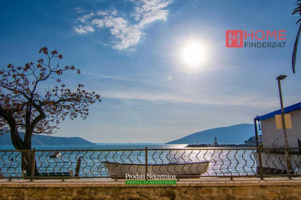 Croatia Property, Real Estate Apartment Herceg Novi City Montenegro