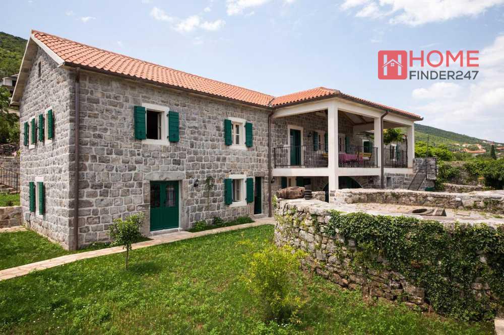 Croatia Property, Real Estate Villa Herceg Novi City Montenegro